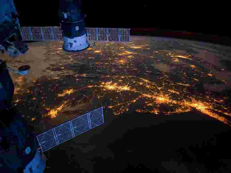 La Chine veut déployer une mégaconstellation de 13 000 satellites en orbite basse