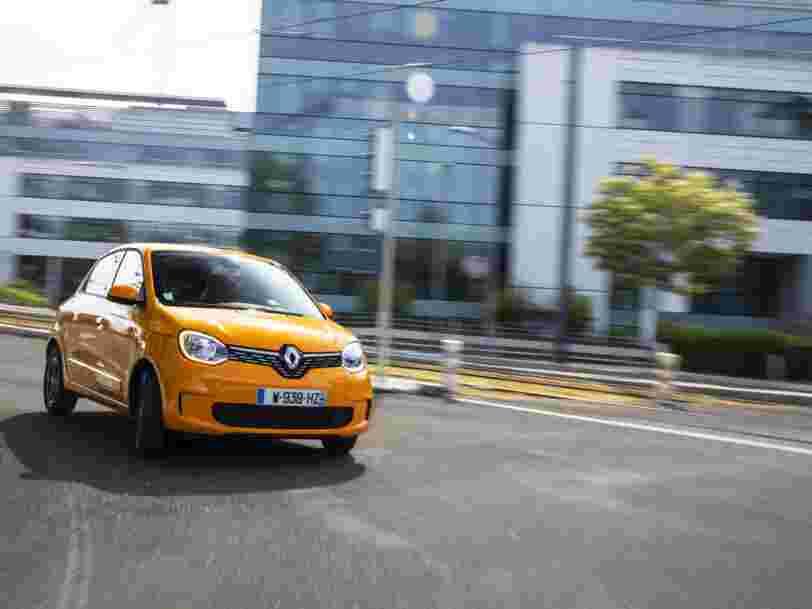 Renault s'allie au constructeur chinois Geely pour développer des voitures hybrides