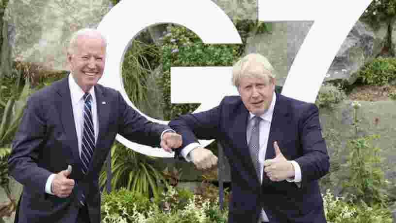 Le G7 veut s'accorder sur une imposition des géants de la tech