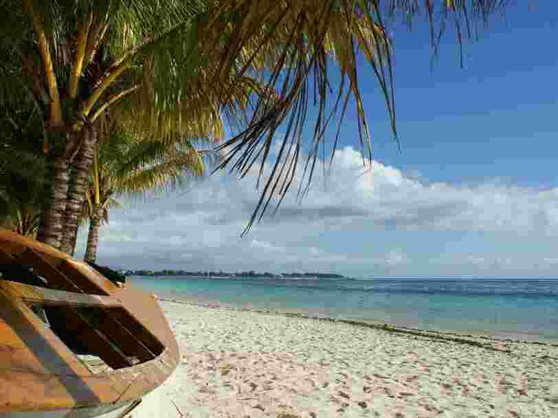 Il est à nouveau possible de partir à l'île Maurice, mais sous certaines conditions