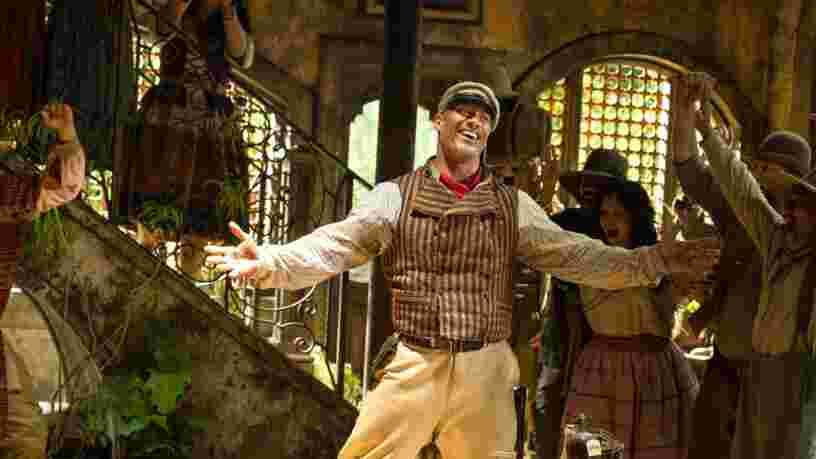 'Jungle Cruise' porte Disney en tête du box-office nord-américain