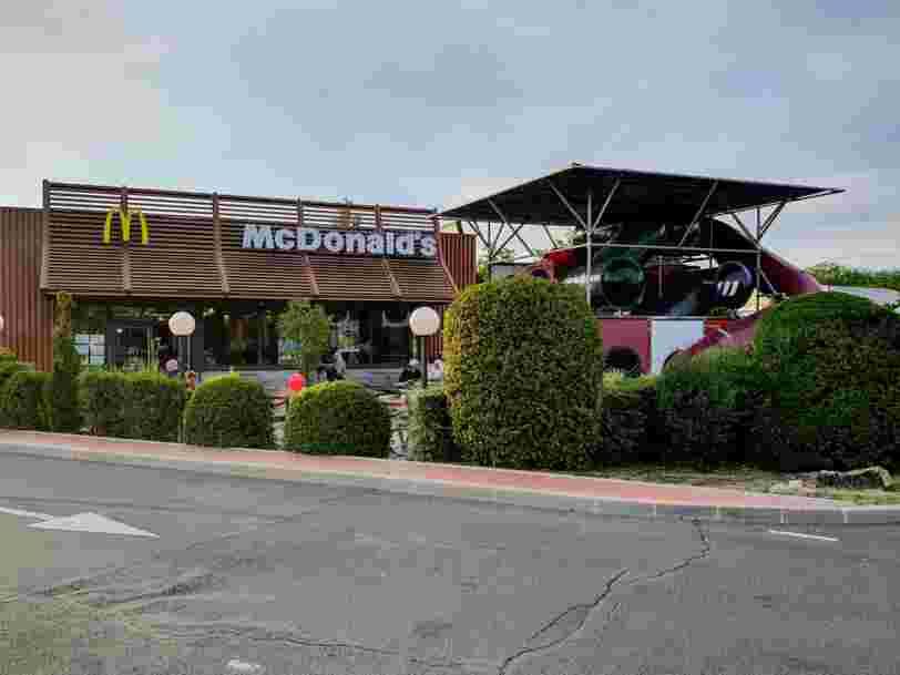 L'UFC-Que Choisir porte plainte contre McDonald's, l'accusant d'avoir eu recours à des enfants influenceurs
