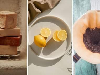 15 produits naturels pour l'entretien de votre maison