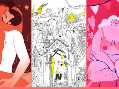 Marché de l'illu impertinente : 15 dessins qui réveillent des désirs de sensualité libérée