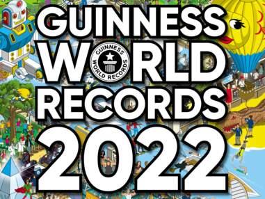 Oreilles de chien, piments, tatouages... Les 15 records les plus fous du Guiness Book 2022