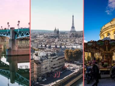 Prix de la bière, pourcentage de célibataires, pistes cyclables... Quelles sont les villes les plus cool de France en 2021?