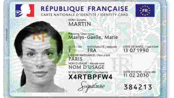 Tout savoir sur la nouvelle carte nationale d'identité