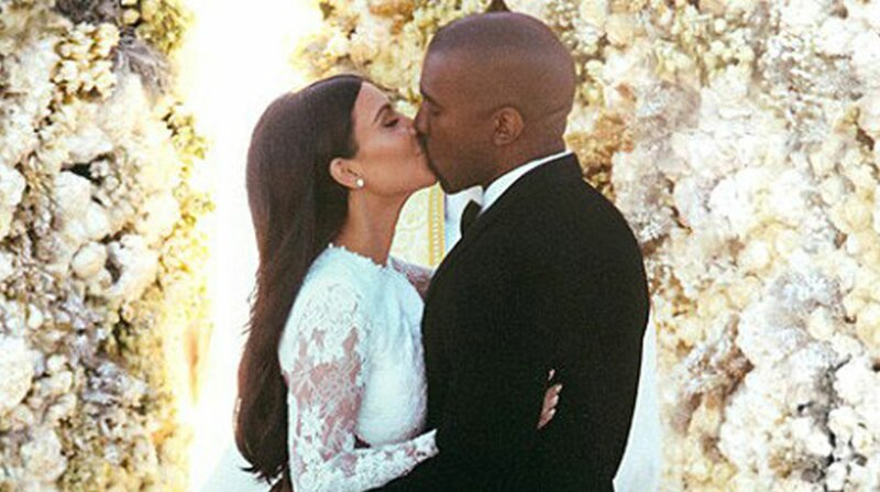 Combien de fois Kim Kardashian s'est-elle mariée ?