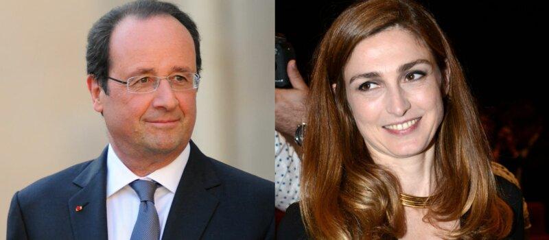 Quel animateur avait lancé la rumeur d'une liaison entre François Hollande et Julie Gayet?