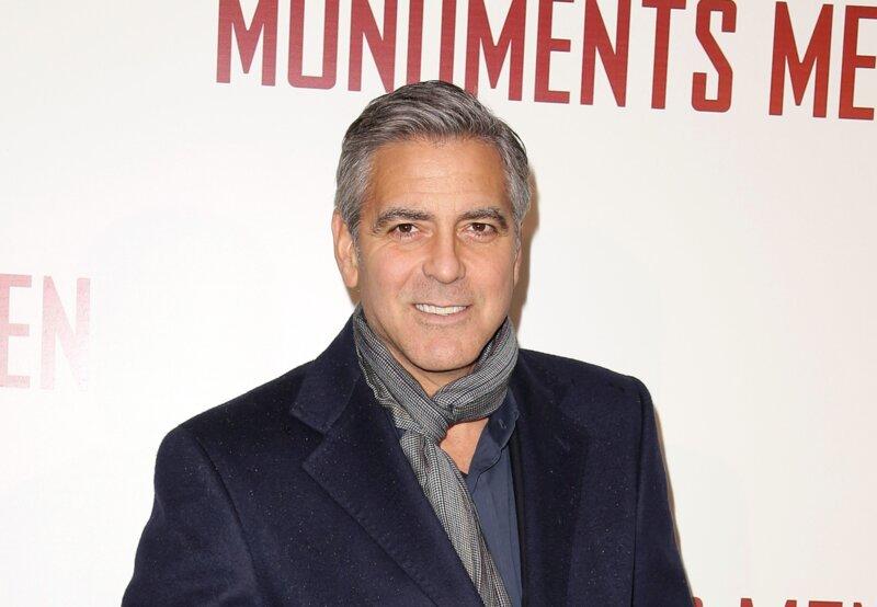 Avant d'être acteur, George Clooney était…