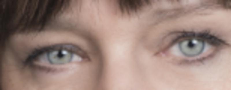 A qui appartient ce beau regard azur ?