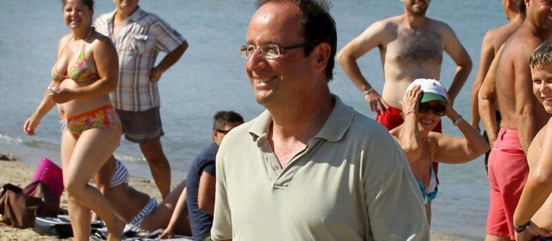 Quels sont les projets de vacances de François Hollande?