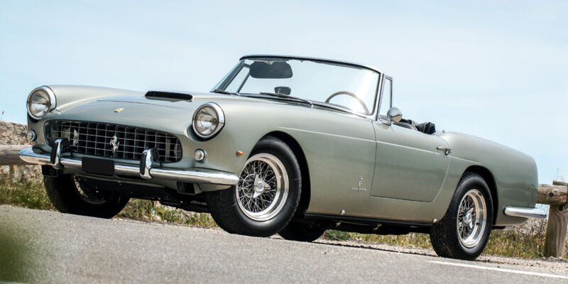 Ferrari 250 GT Cabriolet Série II - 1962 - La voiture est estimée :