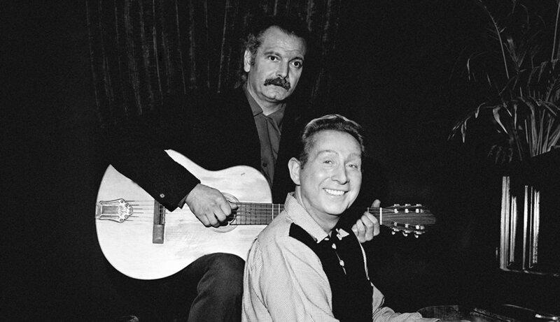 Connaissez-vous bien les chanteurs français des années 1950 ?