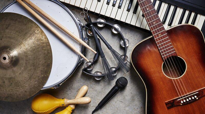 Êtes-vous incollable sur les instruments de musique ?