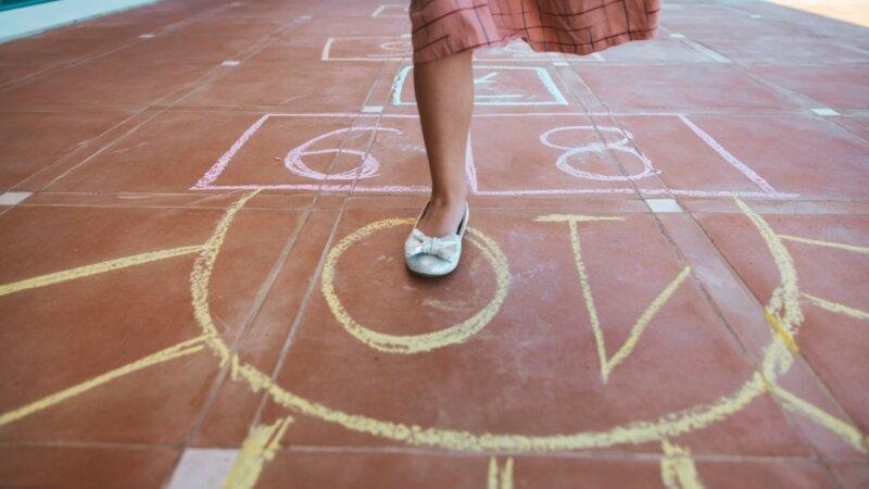 Testez-vous sur les jeux des cours de récréation de notre enfance