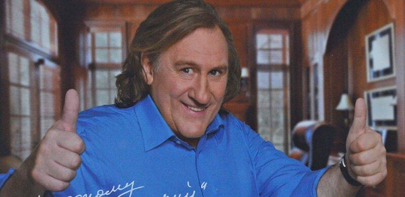 Quel businessman se cache derrière Gérard Depardieu ?