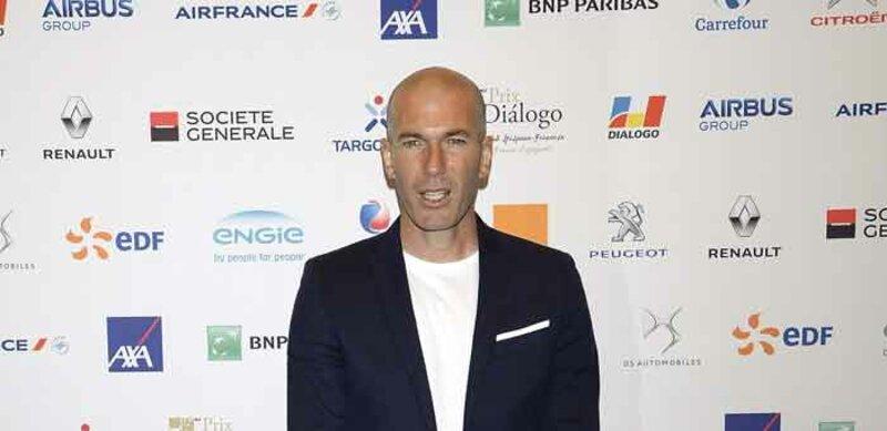 Zidane et l'argent