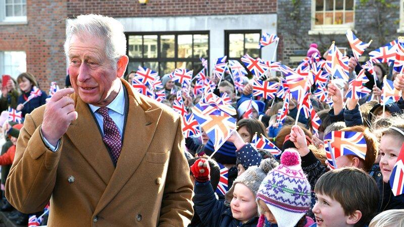 Que savez-vous du prince Charles ?