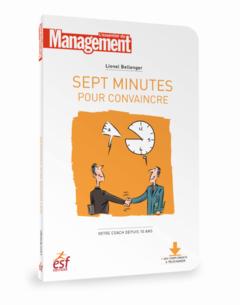 Ebook Sept minutes pour convaincre