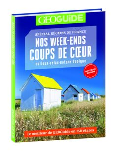 GEOGUIDE Now week-ends coup de coeur, éd 2017
