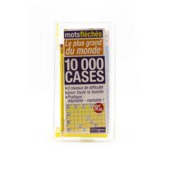 LIVRE - MOTS FLÉCHÉS GÉANT 10 000 CASES