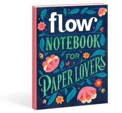 Notebook Flow for paper lovers