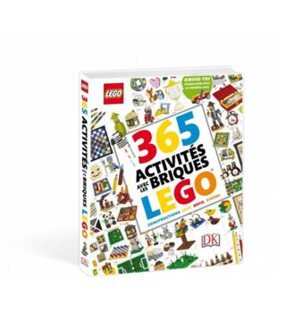 365 activité Lego