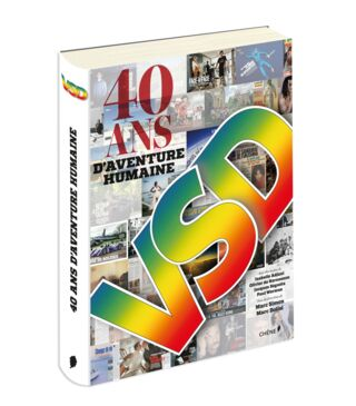 Livre VSD 40 ans