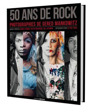 50 ANS DE ROCK  - 35€ PMT CPT