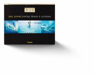 365 JOURS ENTRE MERS ET OCEANS 19.99€