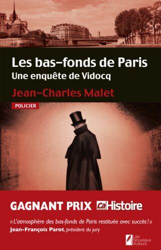 Ebook Les bas fonds de Paris