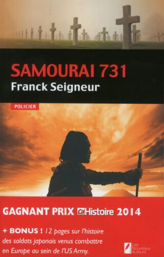 Ebook samourai 731