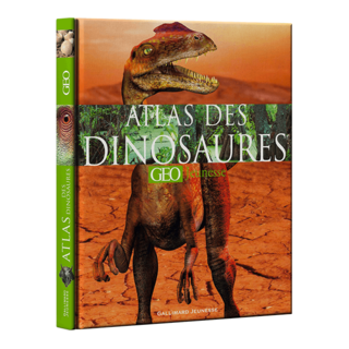 Livre - Atlas des dinosaures