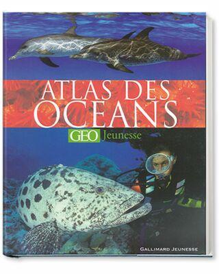LIVRE ATLAS DES OCEANS GEO JEUNESSE 19.50€