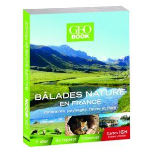GEOBOOK BALADES NATURE - 24.90€