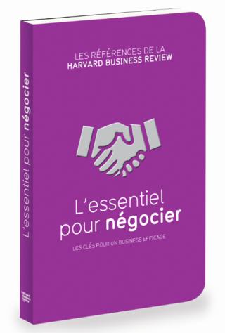 Ebook L'essentiel pour négocier