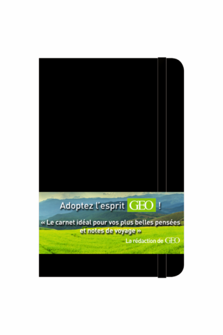 GEO - Carnet papeterie GEO - Taille S