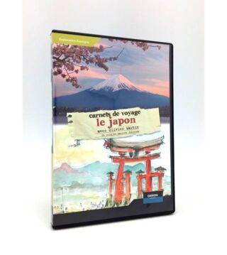 DVD CARNETS DE VOYAGE JAPON - 14.90€