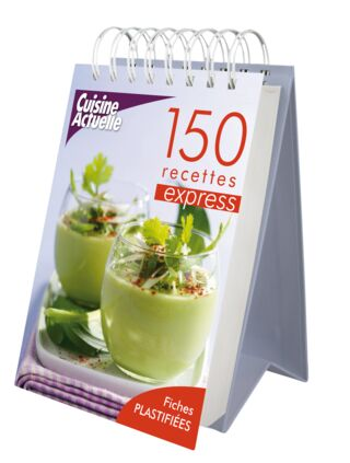 CHEVALET 150 RECETTES EXPRESS - 12,95€