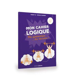Livre - Mon cahier logique (avril 2016)