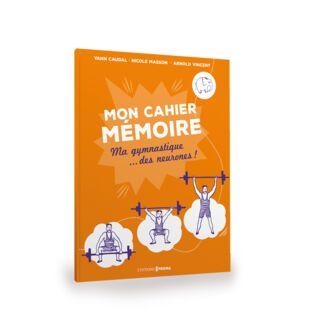 Livre - Mon cahier mémoire (avril 2016)