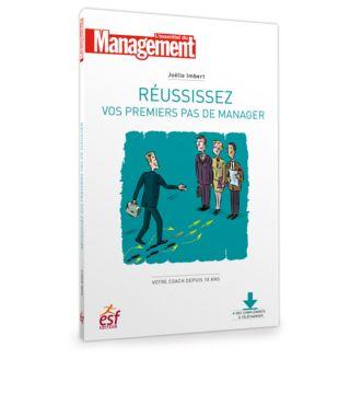 Ebook Réussissez vos premiers pas de manager
