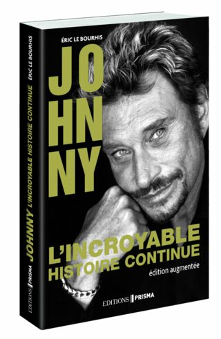 Edition collector - Johnny, l'incroyable histoire