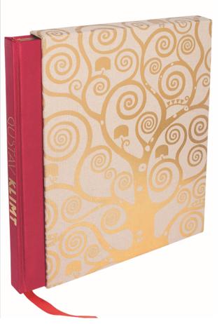 Livre Gustav Klimt coffret - 99€