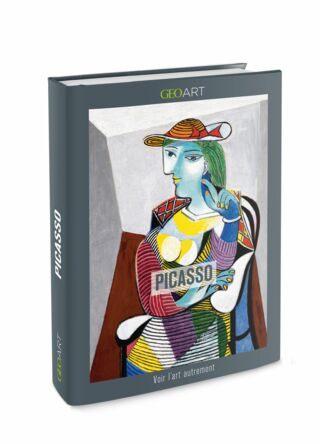 GEO Art Picasso (couverture cartonnée) - 24.95€