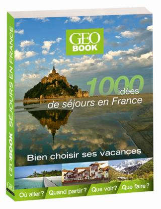 Livre GEOBOOK France 2014 - 22.50€