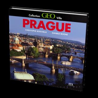 LIVRE GEOVILLE PRAGUE - 28€ PMT CPT