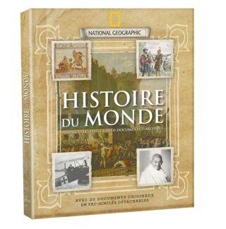 Livre histoire du monde