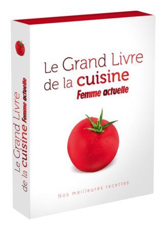 Le grand livre de la cuisine - 24.95€